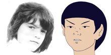 Billy Simpson - Spock