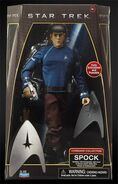 Playmates 2009 Command Collection Spock