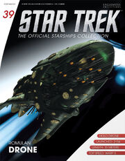 Star Trek Official Starships Collection Issue 39