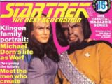 The Official Star Trek: The Next Generation Magazine issue 15