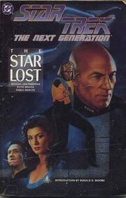 Thestarlost cover
