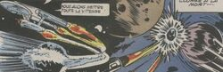 When planets collide, gold key comics 6