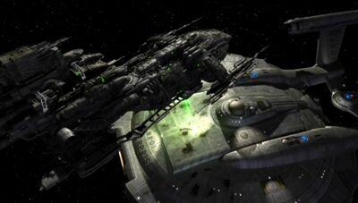 Borgschiff Enterprise (NX-01)