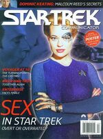 Communicator issue 155 cover