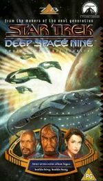 DS9 7.8 UK VHS cover