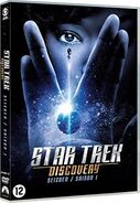 Discovery, saison 1, DVD, be-lux, 2018