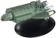 Eaglemoss 154 Klingon Rebel Transport
