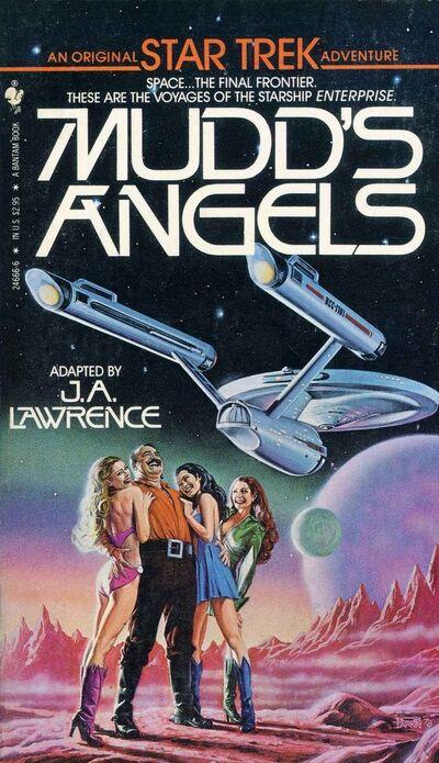 Mudd's Angels (Bantam Cover 2)