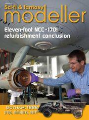 Sci-Fi & Fantasy modeller cover volume 45