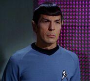 Spock, 2268