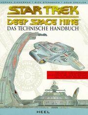 Star Trek Deep Space Nine Das technische Handbuch