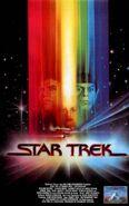 Star Trek Der Film (Kinofassung - VHS Frontcover)