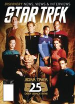 Star Trek Magazine US issue 67 PX cover