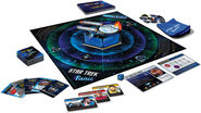 Star Trek Panic game board