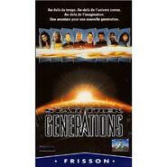 Star Trek generations (VHS)