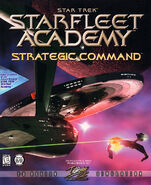 Starfleet Academy Strategic Command cover