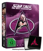 TNG S7 Blu-ray (German steelbook)