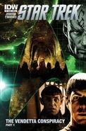 Vulcan's vengeance - the vendetta conspiracy
