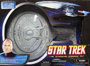 Art Asylum USS Enterprise-D boxed