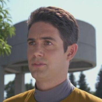 David Gentry, as played by a member of Species 8472