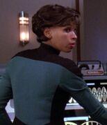 Enterprise-D nurse, 2369