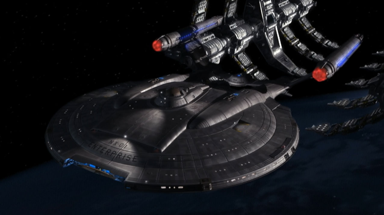 Enterprise NX-01 is launched in this year.