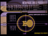 Metaphasic shield