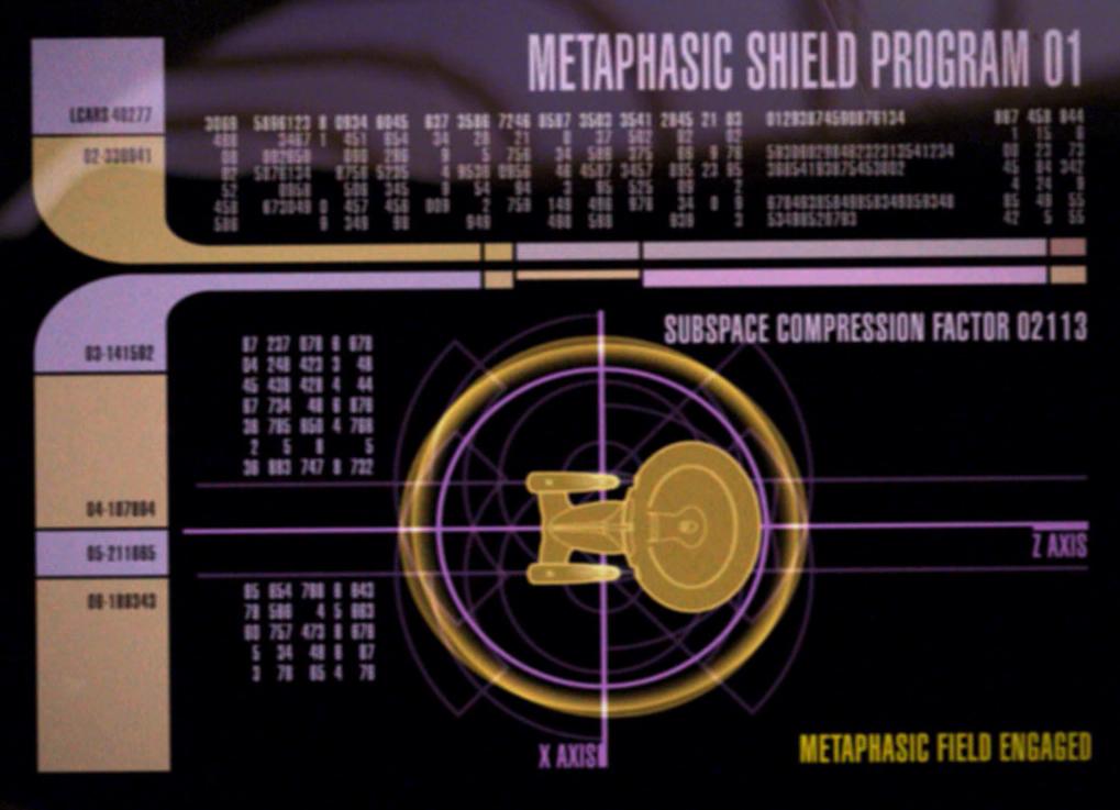 Metaphasic shield | Memory Alpha | FANDOM powered by Wikia