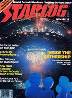 Starlog issue 038 cover
