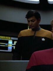 Sternenflottenoffizier Technik 2 USS Voyager 2374 Sternzeit 51367