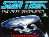 TNG Season 1 UK VHS