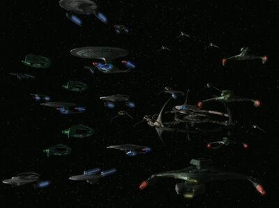 Flotte von DS9