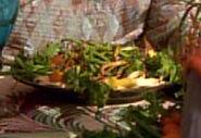 Neelix's salad, 2373