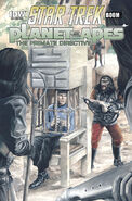 Primate Directive issue 4 subscription cover