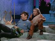 SpockLosesControlOnPlatoniu