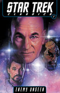 Star Trek Classics - Enemy Unseen cover