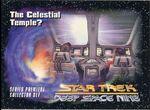 Star Trek Deep Space Nine - Series Premiere Card 20