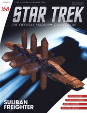 Star Trek Official Starships Collection issue 168
