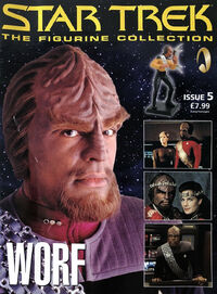 Star Trek The Figurine Collection issue 5