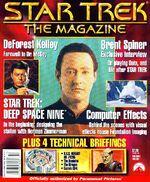 Star Trek The Magazine volume 1 issue 6 cover