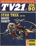 TV21 Issue 36 Cover