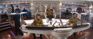 USS Enterprise (alternate reality) bridge