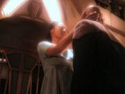 Die Prophetin akzeptiert Siskos Entscheidung