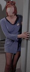 Femme de la Division des Sciences sans visage 2266