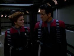 Janeway Chakotay Shattered