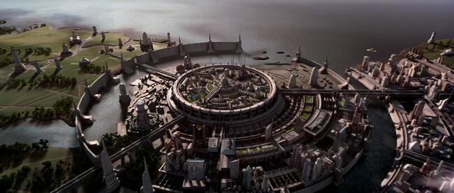 Romulan capital 2379