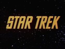 Star Trek The Original Series Logo