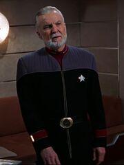 Admiral Dougherty Uniform