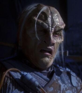 ... as an alien foreman