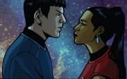 Countdown to darkness, Spock et uhura